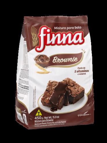 Finna Brownie Tradicional - 450g