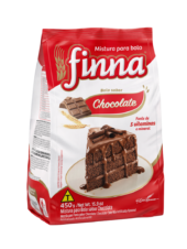 Finna Traditional Cake Mix, Chocolate – 450g