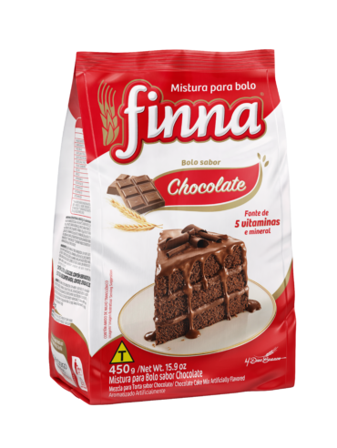 Finna Chocolate Tradicional - 450g