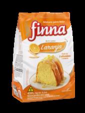 Finna Traditional Cake Mix, Orange – 450g