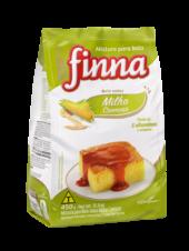 Finna Traditional Cake Mix, Creamy Corn – 450g